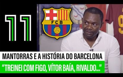 Zequinha: Os Erros do Passado e o Amor ao Vitória FC