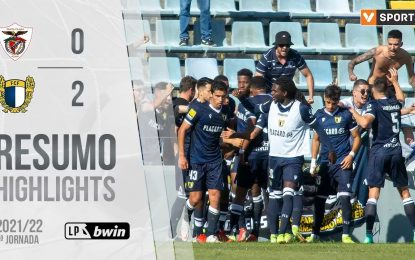 Highlights   Resumo: Santa Clara 0-2 Famalicão (Liga 21/22 #9)