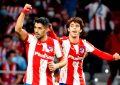 Vídeo: A assistência de João Félix no sofrido empate do Atlético Madrid