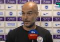 Vídeo: A resposta de Guardiola que está a dar que falar…